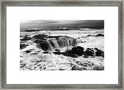 Thors Well Truly A Place Of Magic 7 Framed Print by Bob Christopher