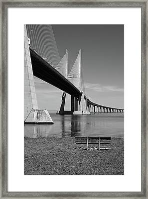 Those Were The Days Of Our Lives Framed Print by Marco Oliveira