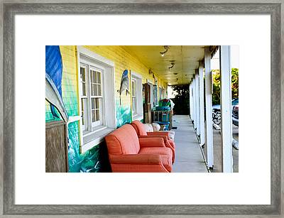 Thrift Store 1 Framed Print by Lanjee Chee