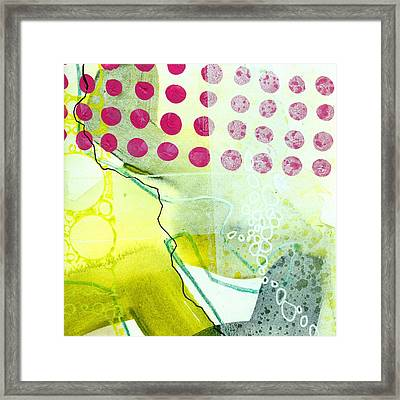 Tidal 19 Framed Print by Jane Davies