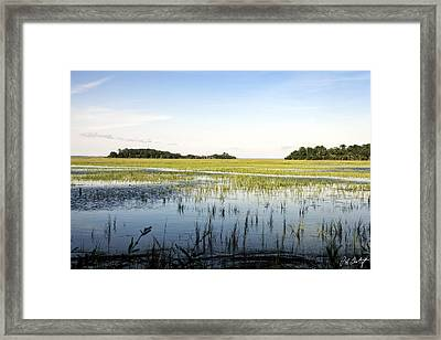 Tide's Coming In Framed Print by Phill Doherty
