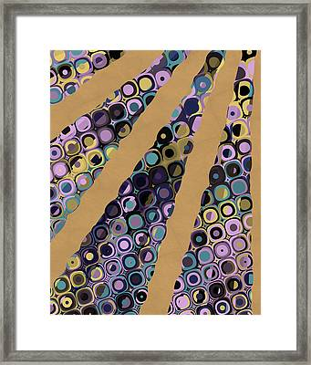 Tie Game Framed Print by Vic Eberly