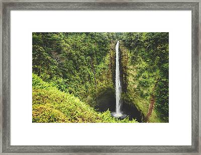 Time Stands Still Framed Print by Laurie Search