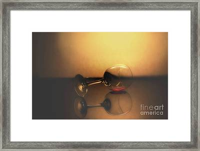 Time To Go Home Framed Print by Arnie Goldstein