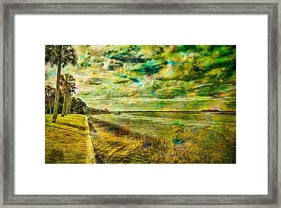 Time Travel Framed Print by John Bailey