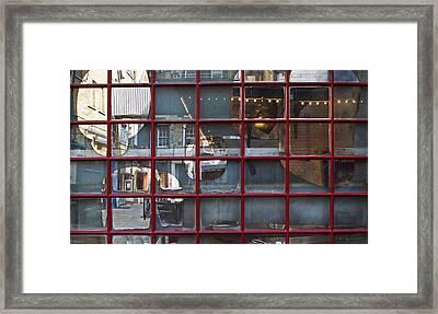 Time Warp Framed Print by Cheri Randolph