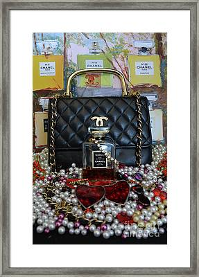 Timeless Accessories 29 Framed Print by To-Tam Gerwe