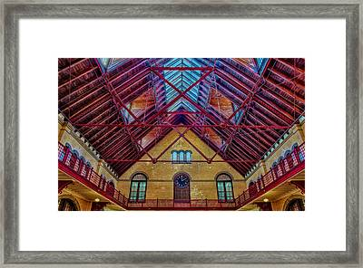Timeless Framed Print by Susan Candelario
