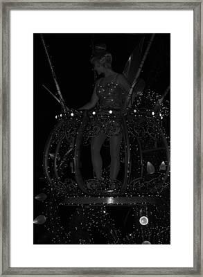 Tinker Bell Framed Print by Rob Hans
