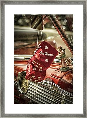 Tiny Bubbles Framed Print by Caitlyn Grasso