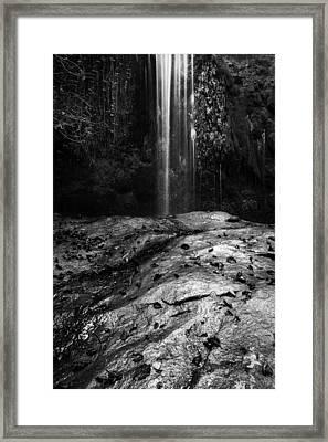 To Fall Framed Print by Yuri Santin