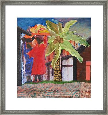 To Market II Framed Print by Sharon Eng