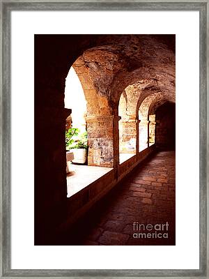 Tomb Of King David Framed Print by Thomas R Fletcher