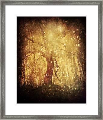 Tonight Tonight Framed Print by Studio Yuki
