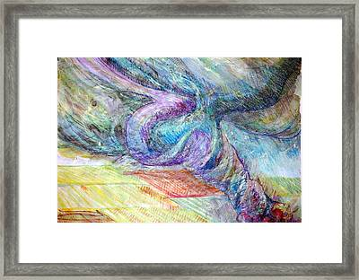 Tornado 7 Framed Print by Jame Hayes
