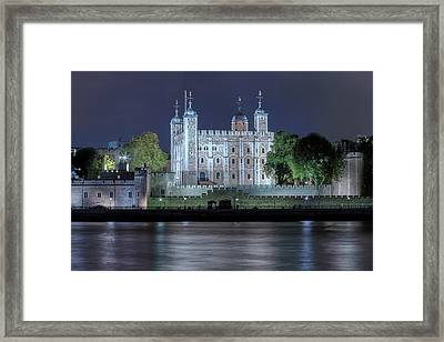 Tower Of London Framed Print by Joana Kruse
