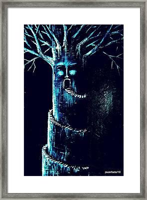 Tower Framed Print by Paulo Zerbato