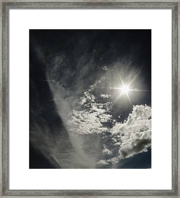 Toxic Geoengineering Framed Print by Jorgo Photography - Wall Art Gallery
