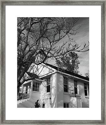 Traditional Country Church Framed Print by Glenn McCarthy Art and Photography