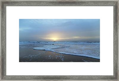 Tranquil Vacancy  Framed Print by Betsy C Knapp