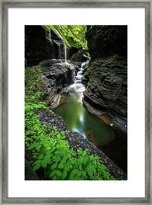 Tranquility Framed Print by Edgars Erglis