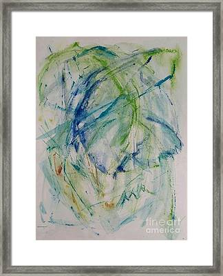 Tranquillo Framed Print by Dorota Zukowska