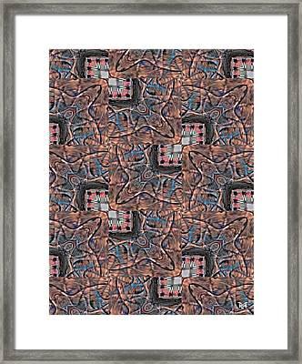 Transformation Framed Print by Maria Watt