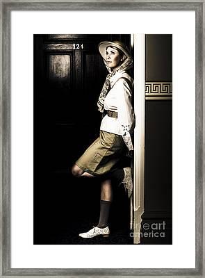 Travel Adventure Awaits  Framed Print by Jorgo Photography - Wall Art Gallery