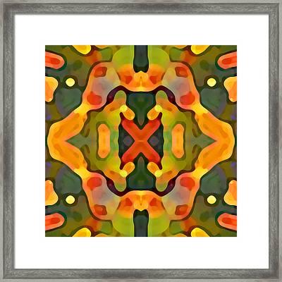 Treasure Framed Print by Amy Vangsgard