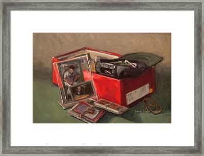 Treasure Framed Print by Sarah Yuster