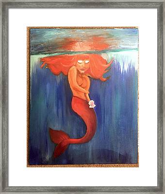 Treasures Unknown  Framed Print by LeAnna Moreno