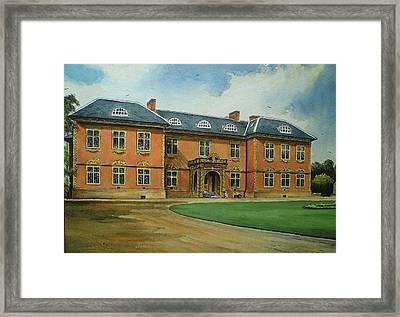 Tredegar House Framed Print by Andrew Read
