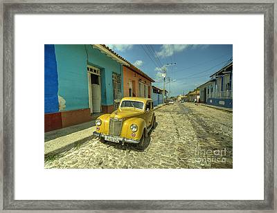 Trinidad Prefect  Framed Print by Rob Hawkins
