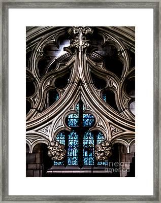 Trinity Church Chapel Framed Print by James Aiken