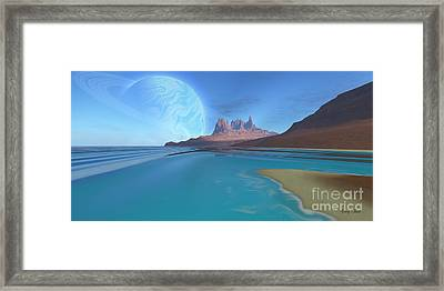 Tripoli Framed Print by Corey Ford