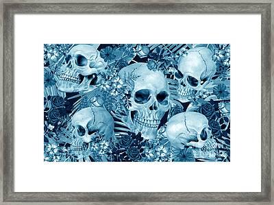 Tropic Halloween Framed Print by Mark Ashkenazi