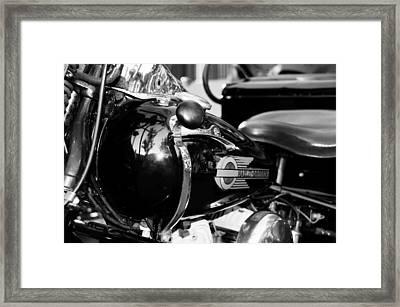 True Grit Framed Print by David Lee Thompson