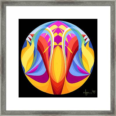 Truth Framed Print by Angela Treat Lyon