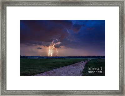 Tuckahoe Framed Print by Scott Thorp
