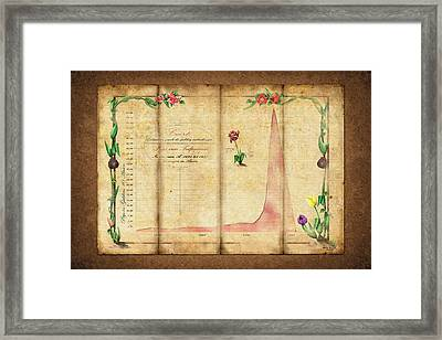 Tulipomania Framed Print by Rene Pronk
