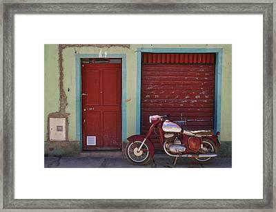 Tupiza 12 Framed Print by Skip Hunt