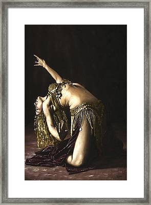 Turkish Delight Framed Print by Richard Young