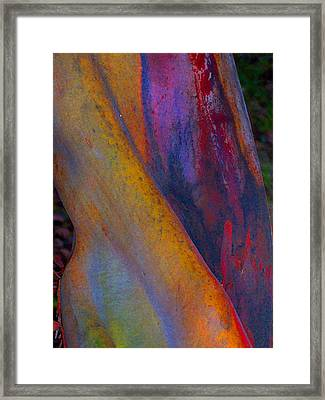 Turning Point Framed Print by Richard Laeton