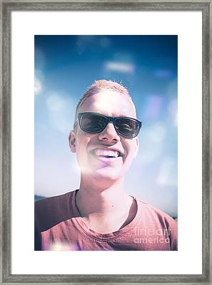 Twenties Travelling Lifestyle Framed Print by Jorgo Photography - Wall Art Gallery