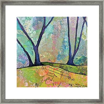 Twilight IIi Framed Print by Shadia Derbyshire