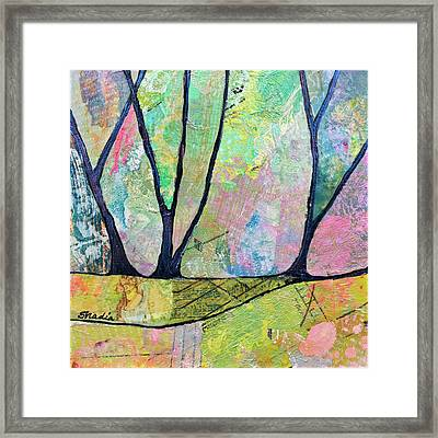 Twilight Iv Framed Print by Shadia Derbyshire