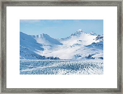 Twin Pick Framed Print by Svetlana Sewell