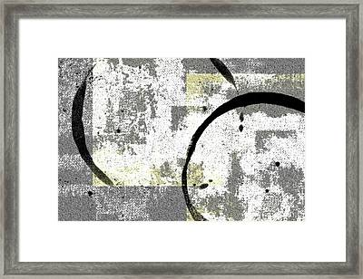 Twins Framed Print by Julie Niemela