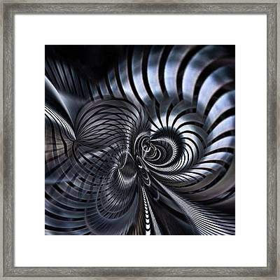 Twists And Turns  Framed Print by Philip Openshaw