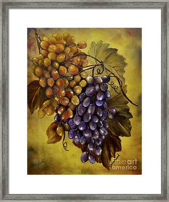 Two Choices Framed Print by Carol Sweetwood